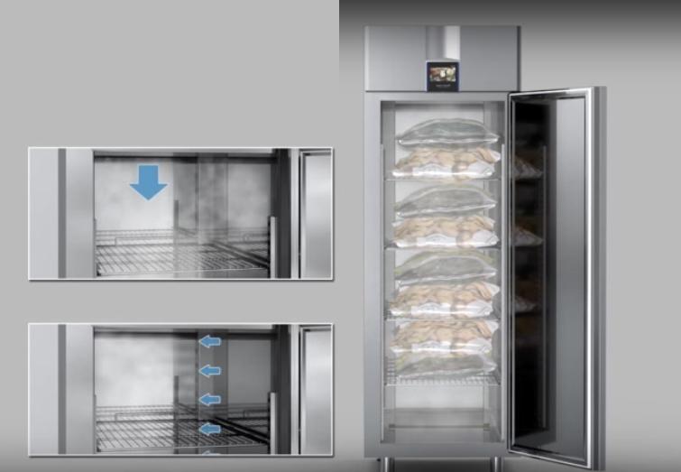 Холодильный шкаф Электролюкс